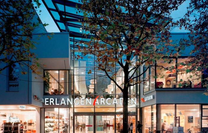 Erlangen Arcaden, Erlangen