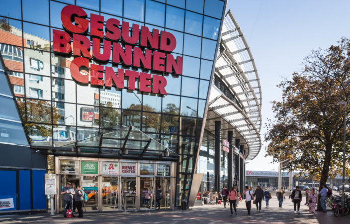 Gesundbrunnen Center, Berlin