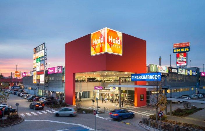 Haid Center, Linz