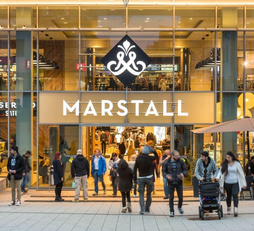 Marstall, Ludwigsburg