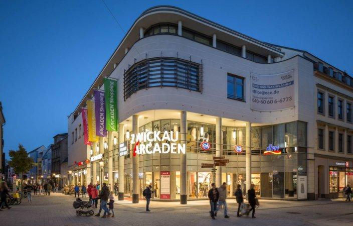 Zwickau Arcaden, Zwickau