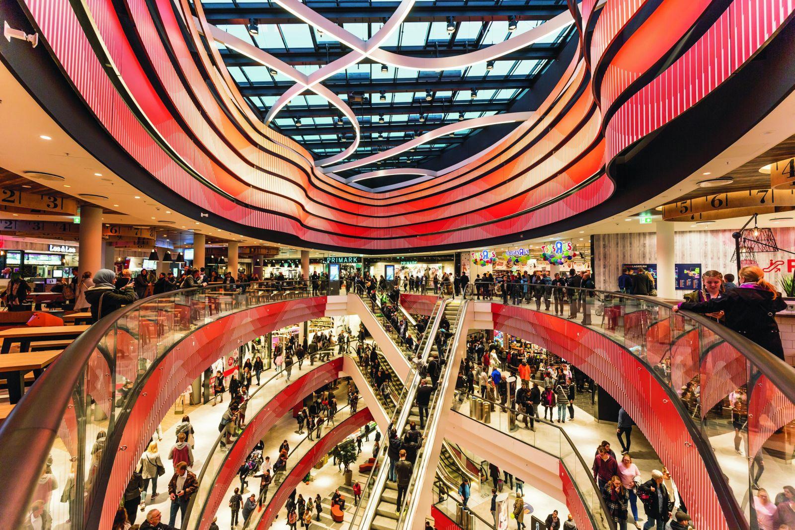Bielefeld Shopping