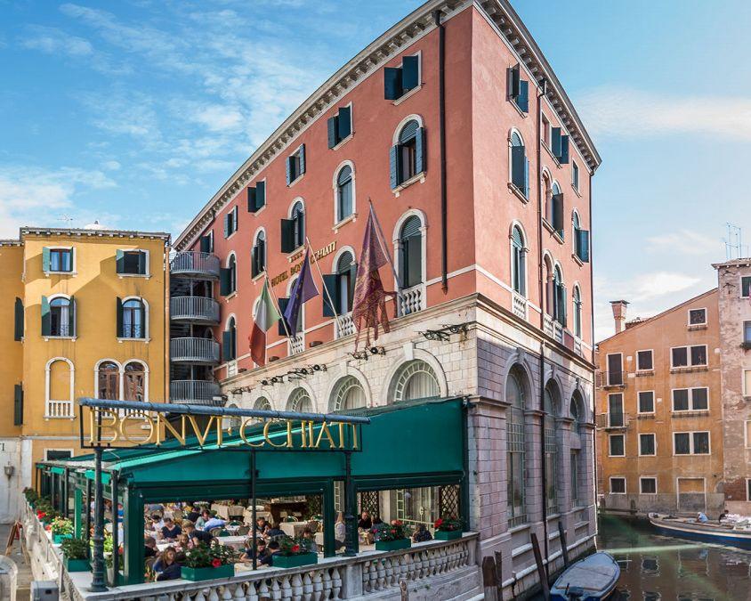 Bonvecchiati, Venice